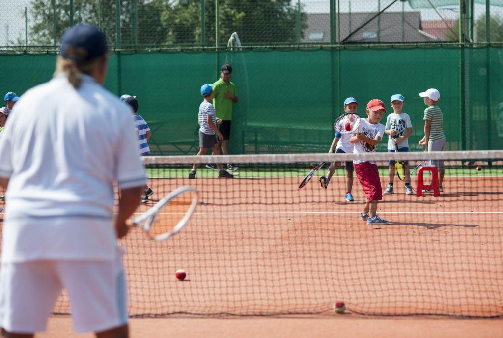Cursuri tenis copii